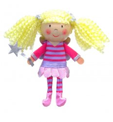 Fiesta Crafts Finger Puppet - Fairy - G-1021