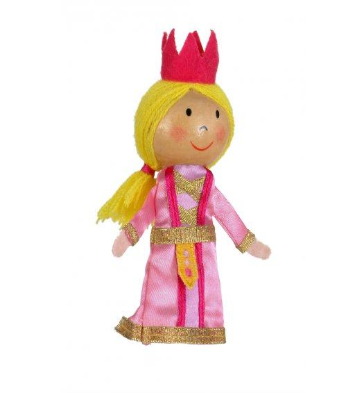 Fiesta Crafts Finger Puppet - Princess - G-1011