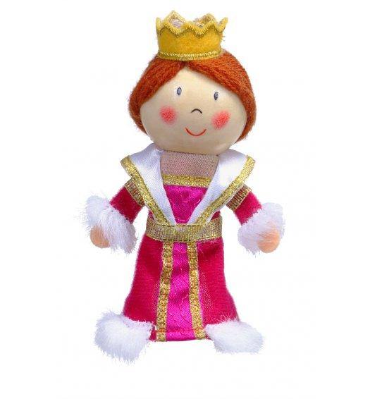 Fiesta Crafts Finger Puppet - Queen - G-1020
