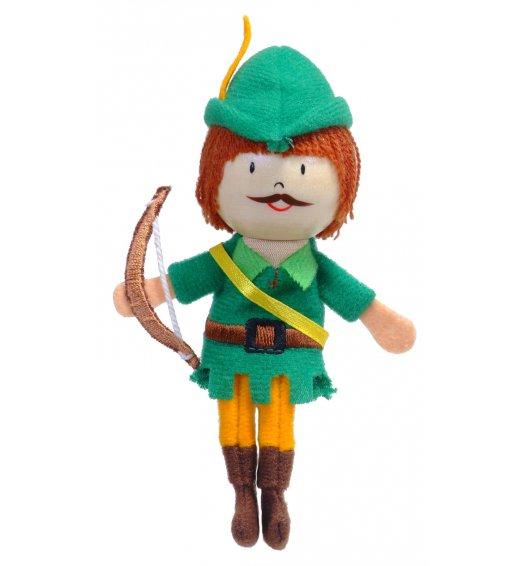 Fiesta Crafts Finger Puppet - Robin Hood - G-1028