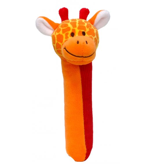 Fiesta Crafts Squeakaboo - Giraffe - T-2514