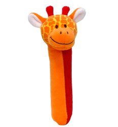 Fiesta Crafts Squeakaboo - Giraffe -