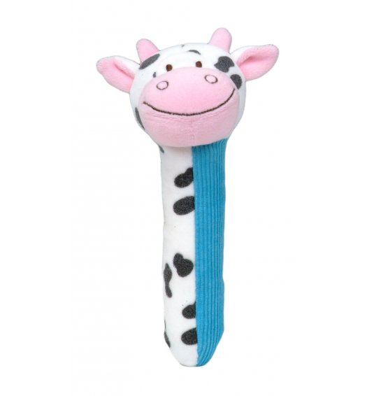 Fiesta Crafts Squeakaboo - Cow - T-2513