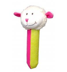 Fiesta Crafts Squeakaboo - Sheep - T-2512