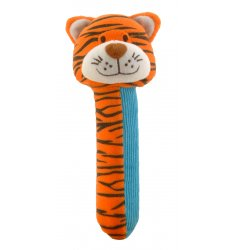 Fiesta Crafts Squeakaboo - Tiger - T-2728