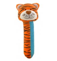 Fiesta Crafts Squeakaboo - Tiger -