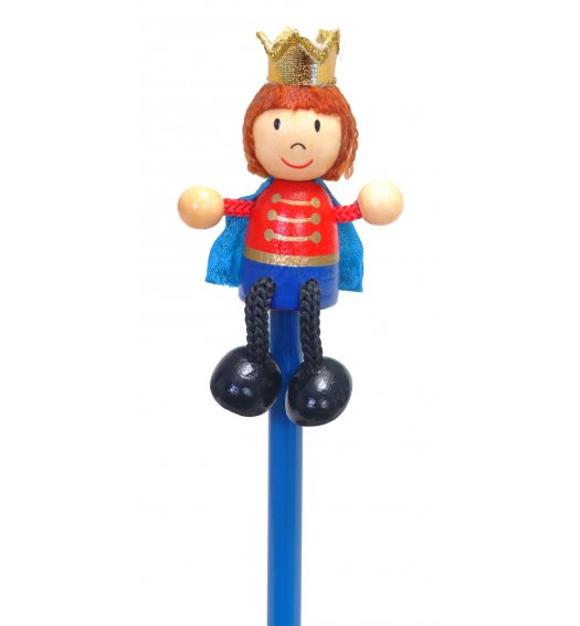 Fiesta Crafts Character Pencil - Prince -  P-5004