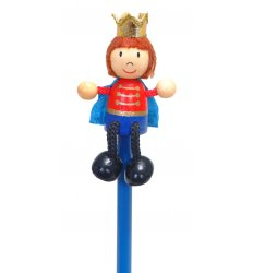 Fiesta Crafts Character Pencil - Prince -