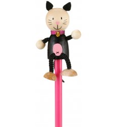 Fiesta Crafts Character Pencil - Cat -