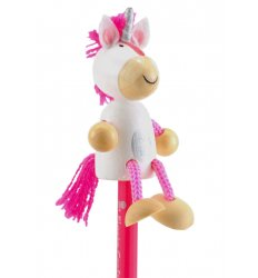 Fiesta Crafts Character Pencil - Unicorn -