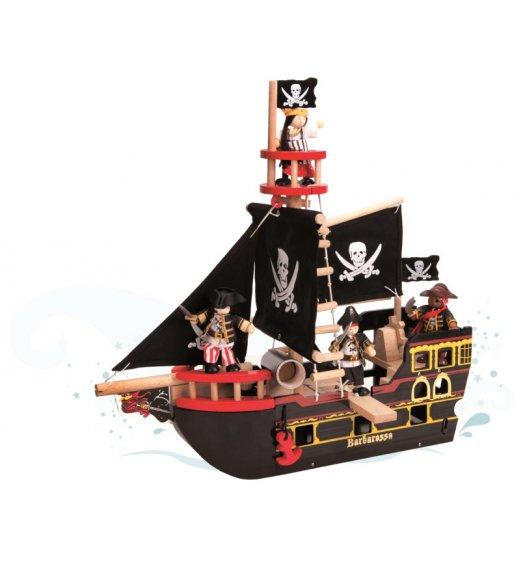 Le Toy Van Barborossa pirate ship - TV246