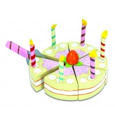 Le Toy Van Vanilla Birthday Cake - TV273