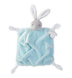 Kaloo Plume - Aqua Rabbit Doudou -