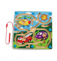 HAPE Mighty Motors Magnetic Maze - E1703