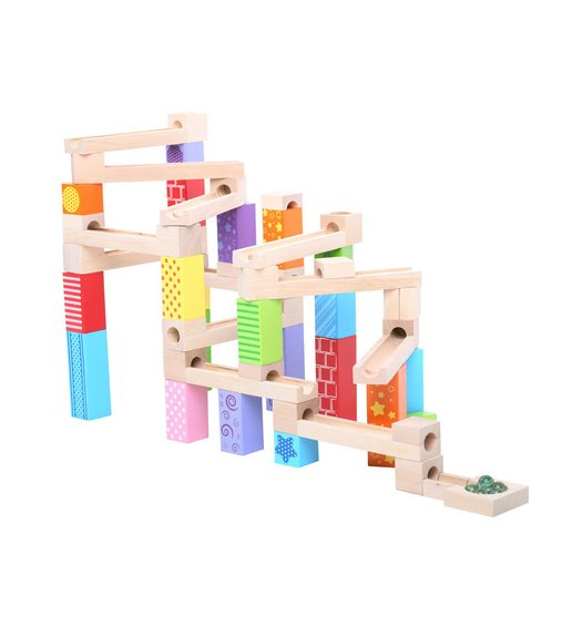 Bigjigs Marble Run - BJ786