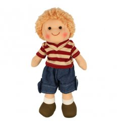 Bigjigs Harry Doll - BJD009