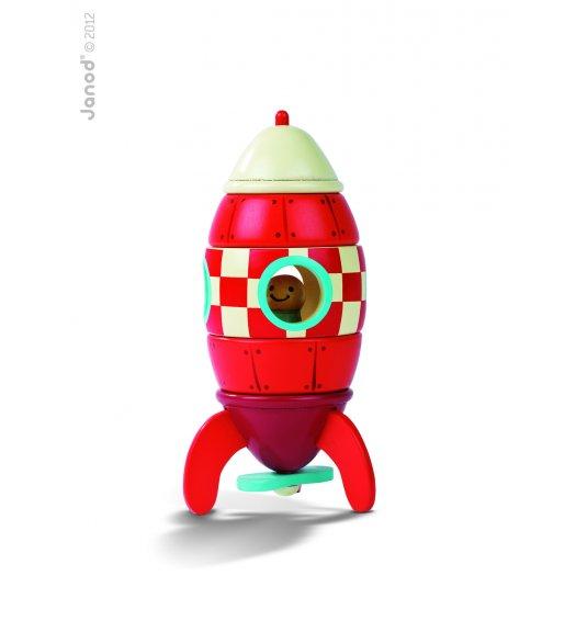 Janod Magnetic Rocket - 05207