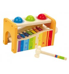 HAPE Pound and Tap Bench - E0305