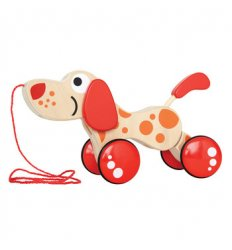 HAPE Walk - A - Long  Pepe Puppy - E0347