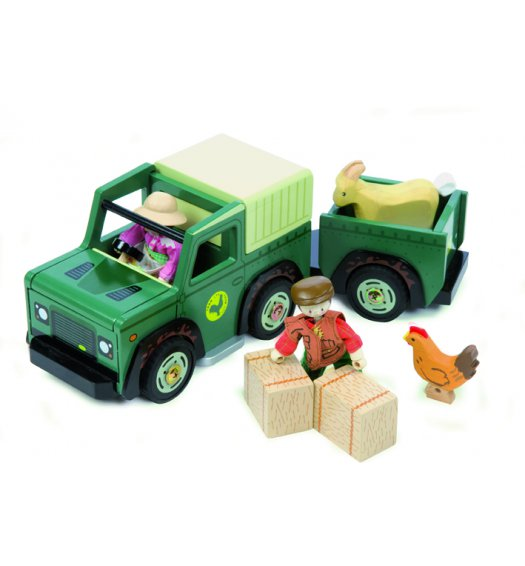 Le Toy Van Farm 4 x 4  - TV438