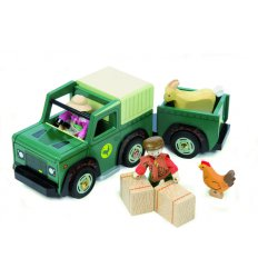 Le Toy Van Farm 4 x 4  -