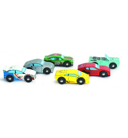 Le Toy Van Monte Carlo sports car set - TV440