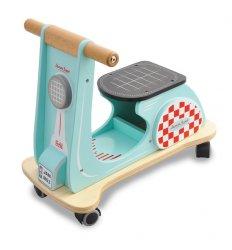 Indigo Jamm Jamm Scoot - Aqua Racer -