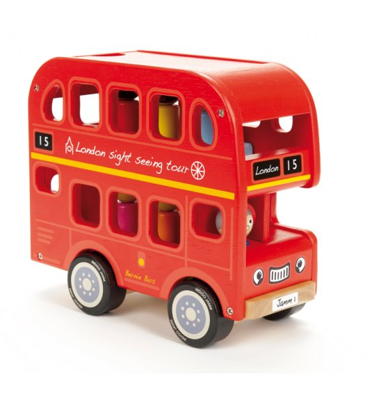 Indigo Jamm Bernie's Number Bus - IIJ8011