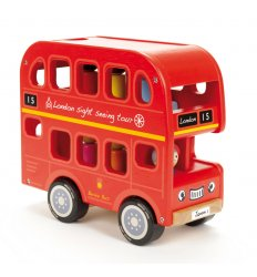 Indigo Jamm Bernie's Number Bus -