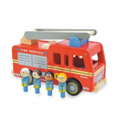 Indigo Jamm Freddie Fire Engine -