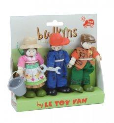 Le Toy Van Budkins Gift Pack - Farmers -