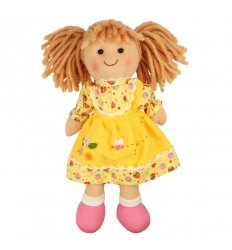 Bigjigs Daisy Doll - BJD002