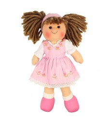 Bigjigs Rose Doll -
