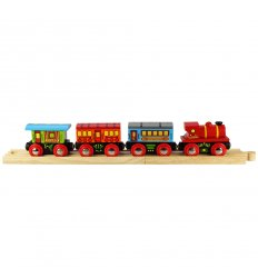 Bigjigs Passenger Train -