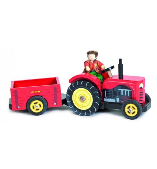 Le Toy Van Berties tractor - TV468