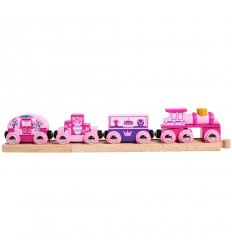 Bigjigs Princess Train -