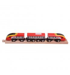 Bigjigs Virgin Pendolino Train -