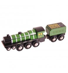 Bigjigs Flying Scotsman Train -