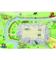 Le Toy Van Original Castle playmat -