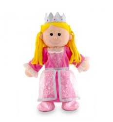Fiesta Crafts Princess Hand Puppet -