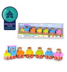 Fiesta Crafts Teddies Train -