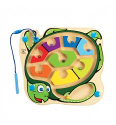 HAPE Colorback Sea Turtle Magnetic Maze - E1705