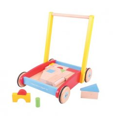 Bigjigs Baby Walker - BB103