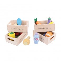 Bigjigs Healthy Eating Fish/Meat Set - BJ317
