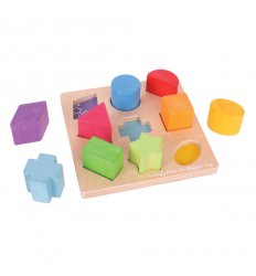 Bigjigs First Shapes Sorter -