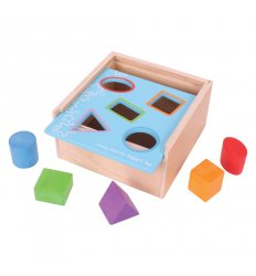 Bigjigs First Posting Box -