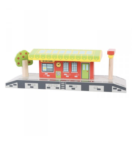 Bigjigs Village Station - BJT190
