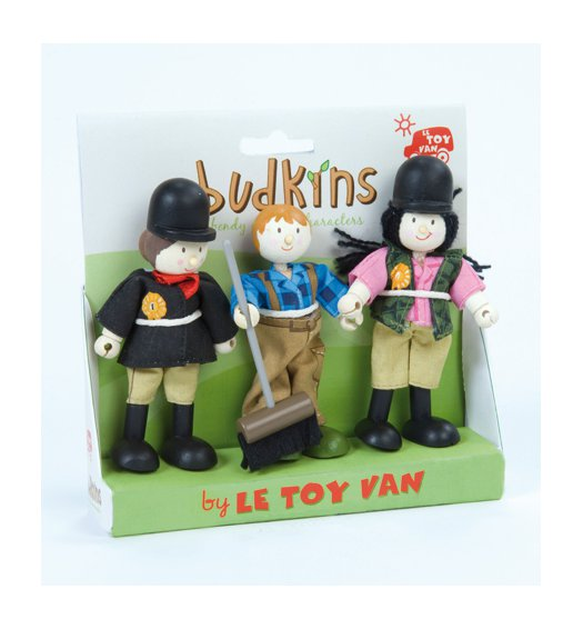 Le Toy Van Budkins Gift Pack - Equestrian - BK905