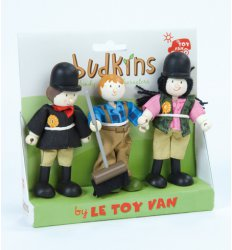Le Toy Van Budkins Gift Pack - Equestrian -