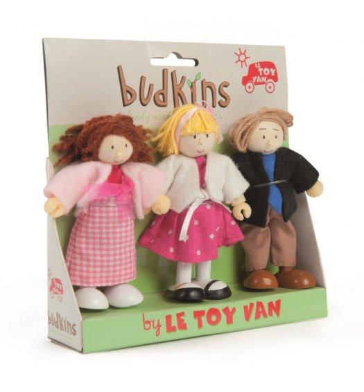 Le Toy Van Budkins - Family - BK914